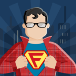Don't be a jack of all trades… be a freelance superhero.