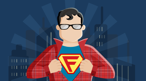 Don't be a jack of all trades    be a freelance superhero