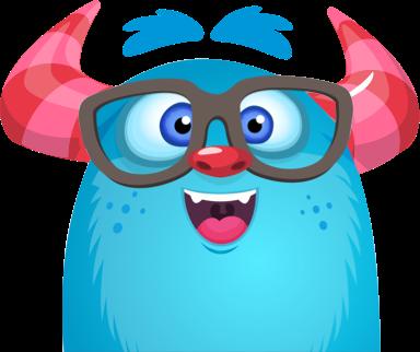 WPESign happy monster logo