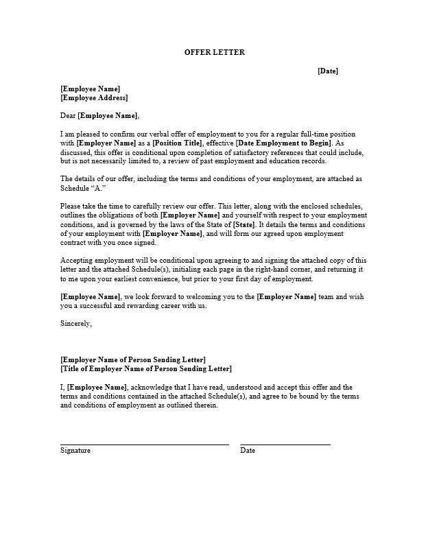Job Agreement Letter from cdn.approveme.com
