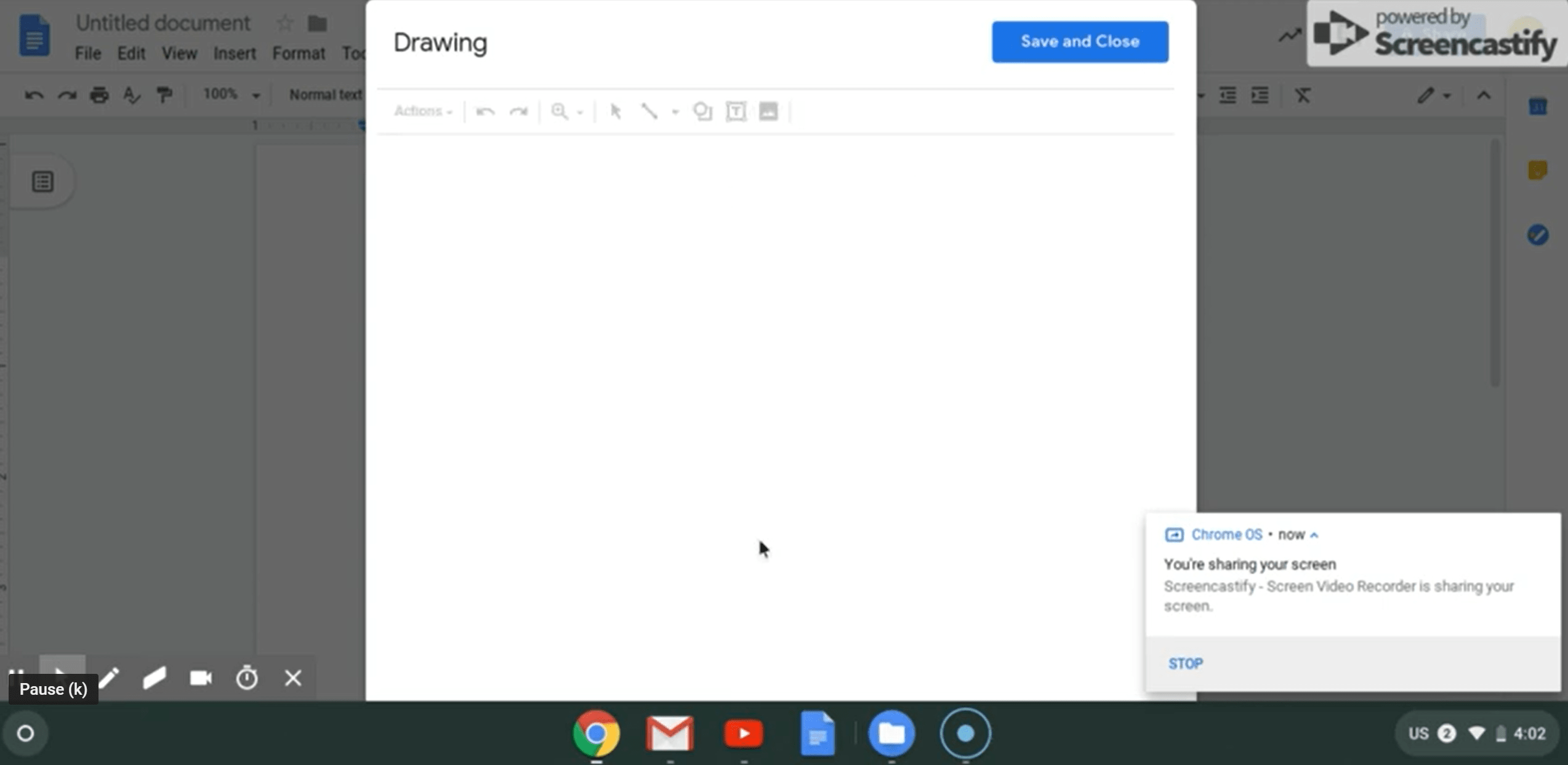 how to create a business letterhead in Google Docs YouTube video