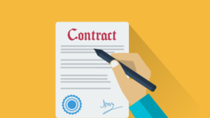 Contract Writing For Dummies