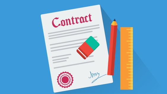 Image result for contract graphic