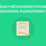 Easy eContracts for Licensing Agreements