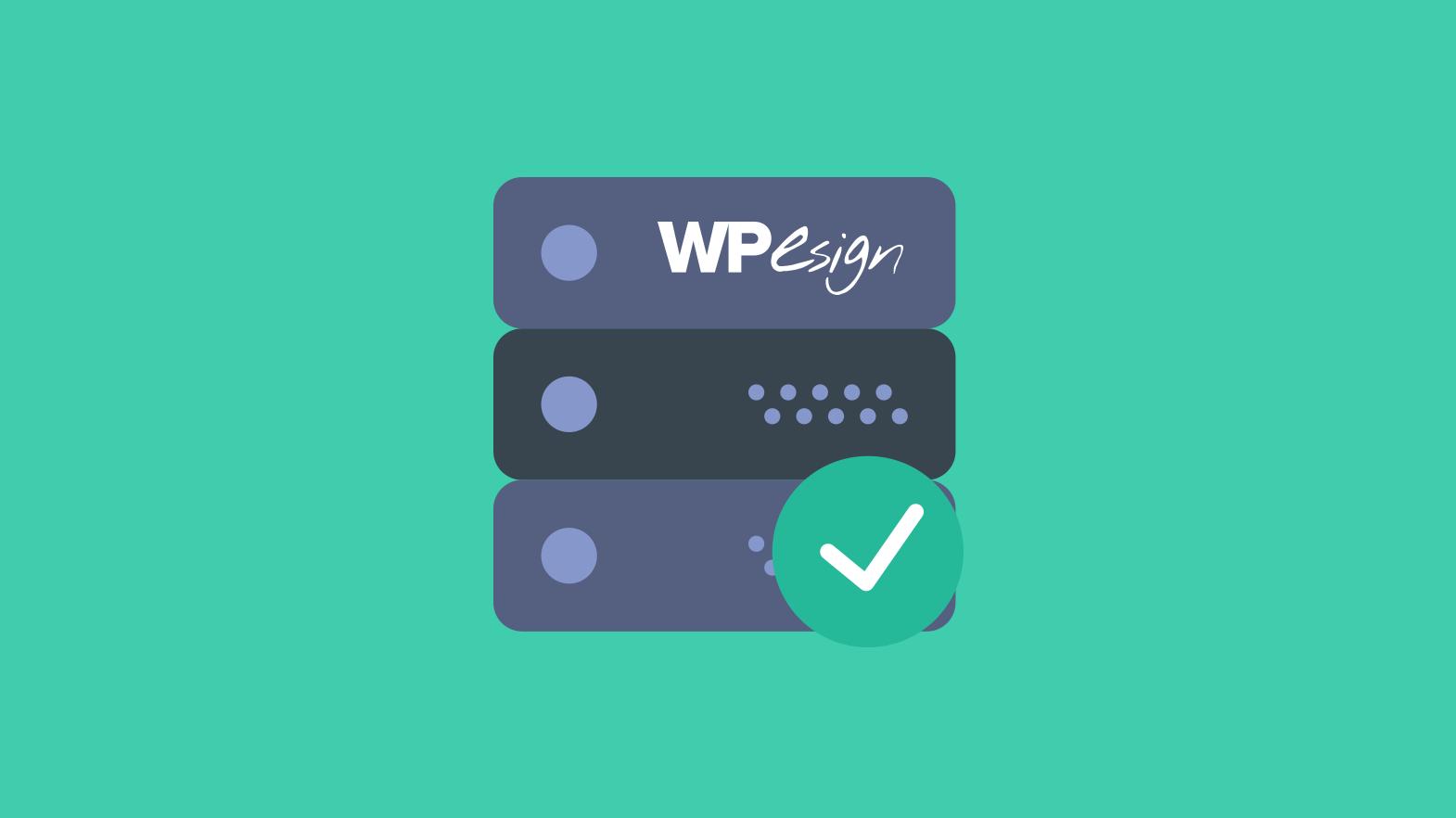 wordpress e-sign plugin ftp