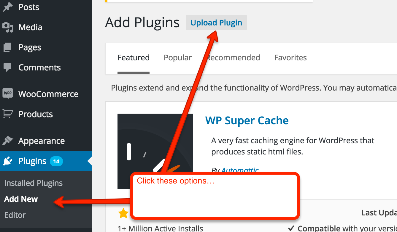 wordpress esign upload plugin