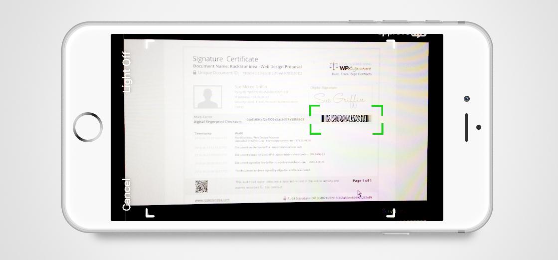 digital fingerprint id app