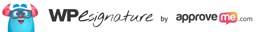 ApproveMe eSignature | Digital E-Signature for WordPress