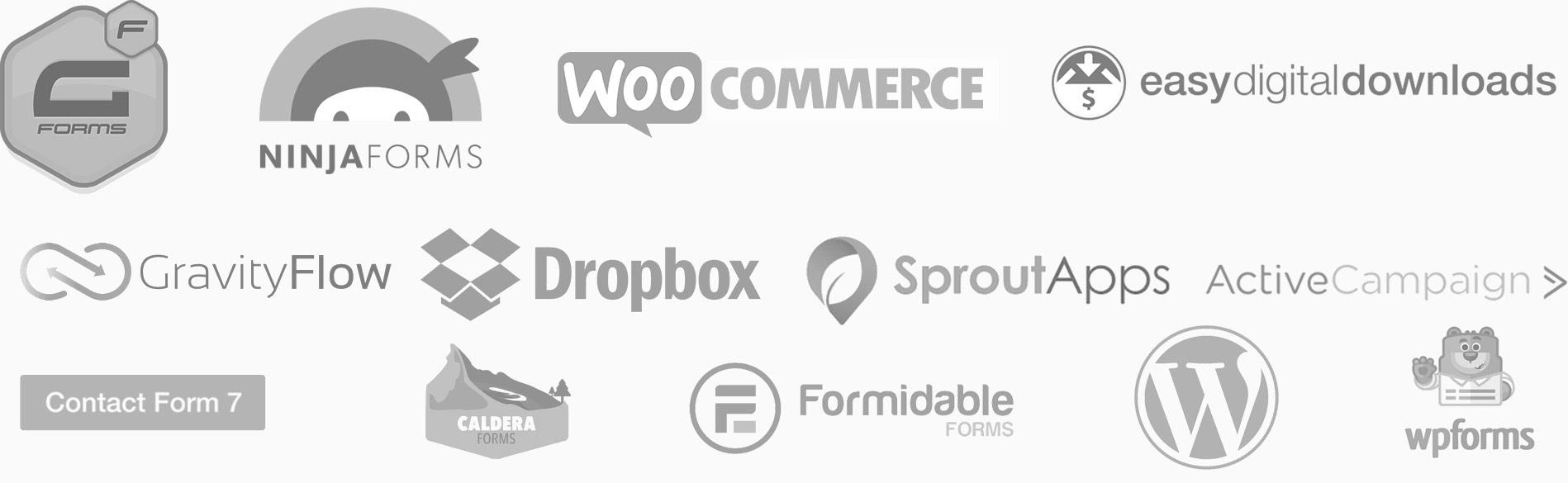 WordPress Esign Integrations