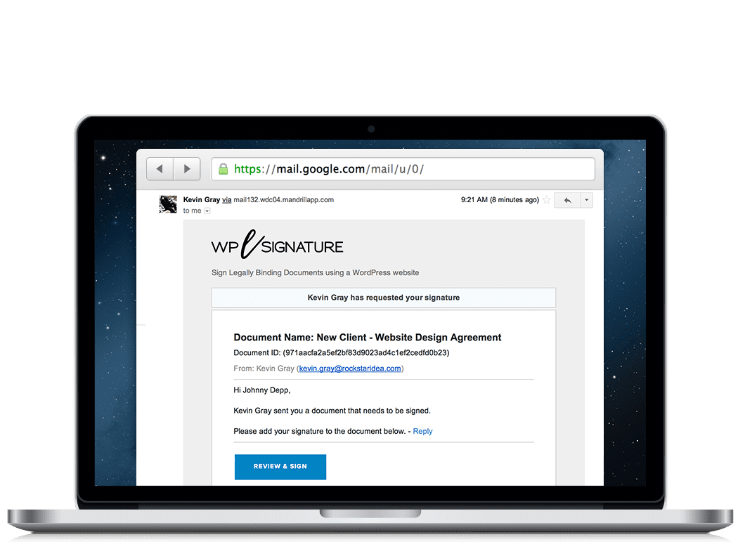 Invite-Emails
