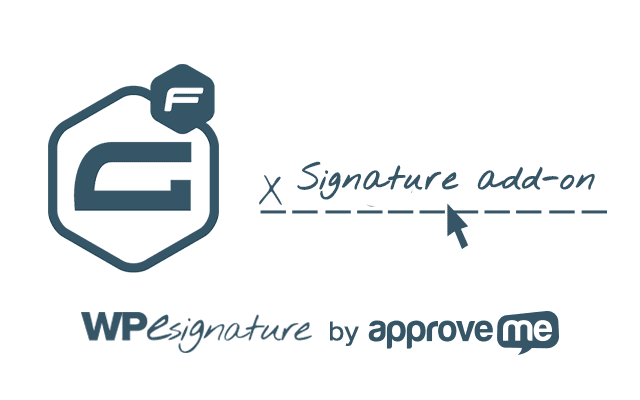 gravity forms signature add-on
