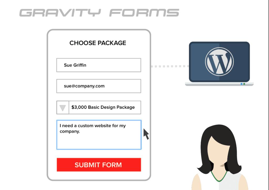 Gravity Forms Signature Demo