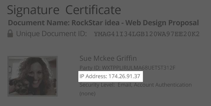 wordpress audit trail e signature certificate approveme