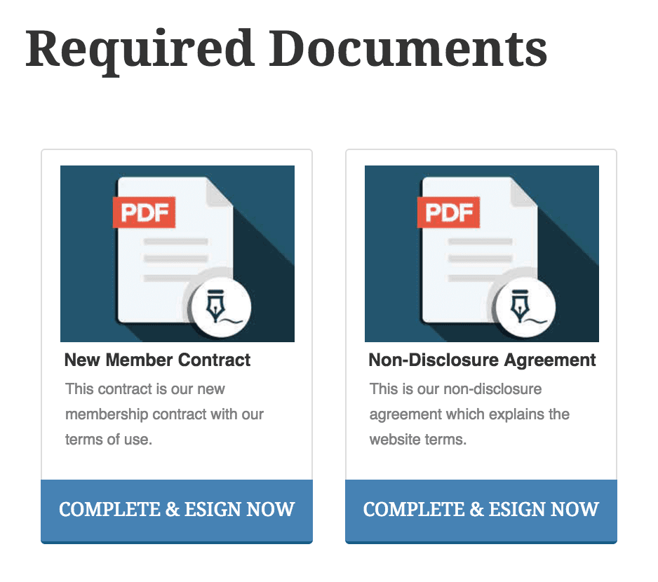 WordPress Document Portal