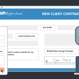 How to Create a Gravity Forms Contract with WP Esignature
