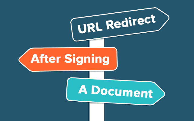 URL Redirect | WP eSignature Plugin