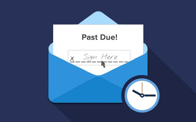 WP Electronic Signature Plugin Signing Reminders