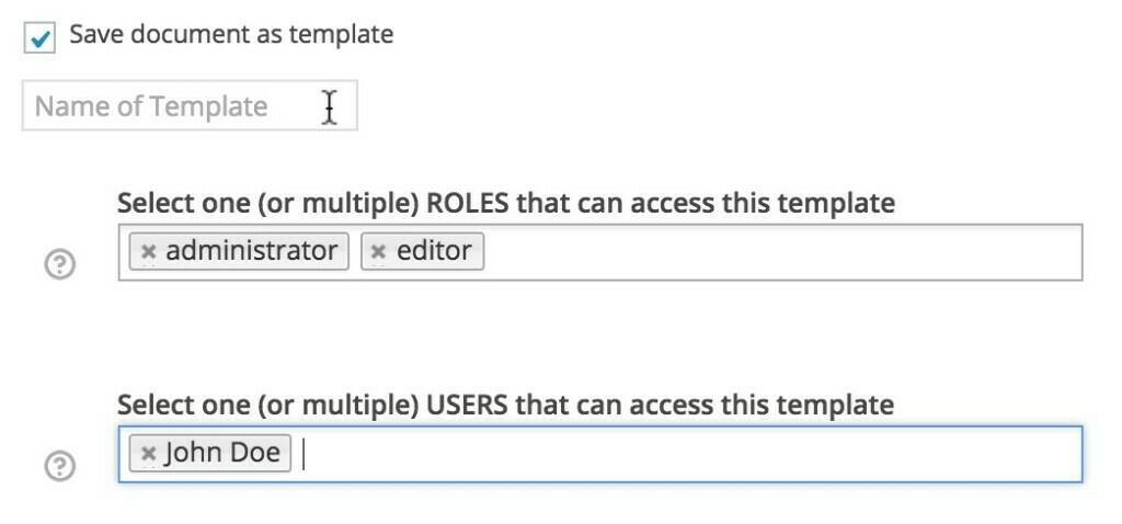 ApproveMe's WP E-Signature Document Templates Add-on WP E ...