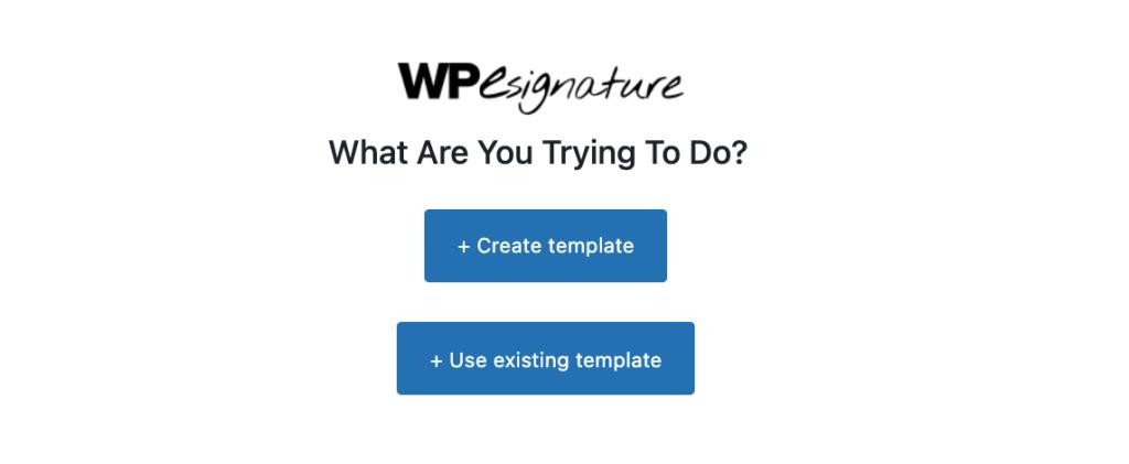 esignature-document-templates