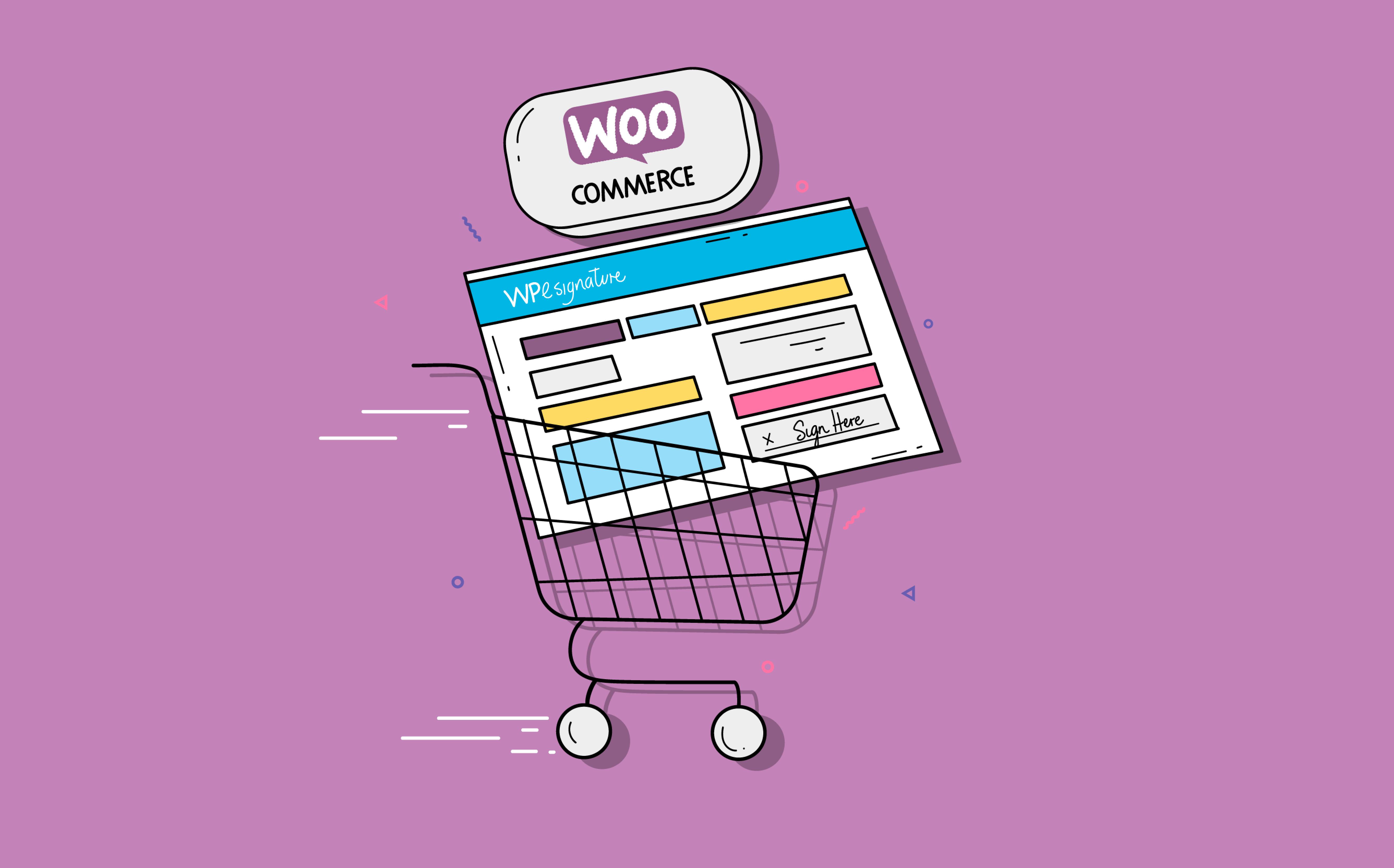 WooCommerce-Signature-Add-On